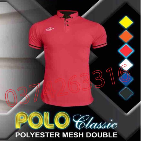 áo polo thể thao keep fly đỏ đẹp nhất1